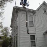 Installing chimney liner